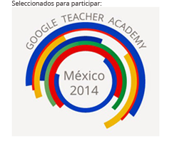 Google Teacher Academy - Mexico 2014
