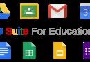 Google Apps en Educación.