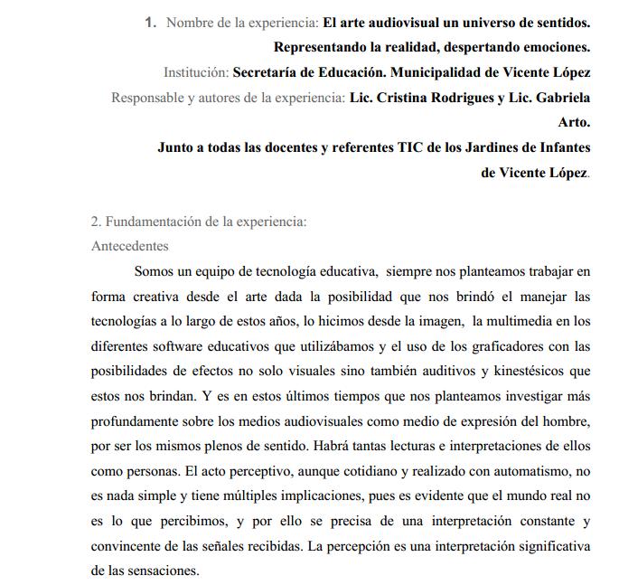 Omep 7mo Encuentro 2014 Lic. Rodrigues Cristina Lic. Gabriela Arto