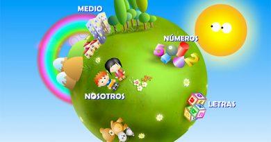 PequeTIC: Una herramienta multimedial para los más pequeños