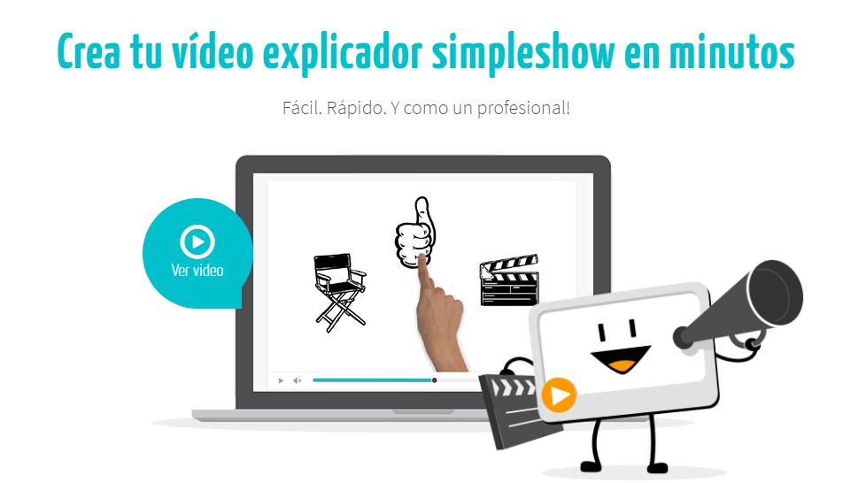 My Simpleshow: Crea videos con animaciones en simples ...