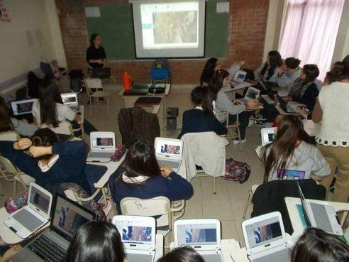 Ciencias Sociales y Naturales| Simposio: Innovación con TIC en la escuela secundaria