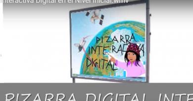 Uso de pizarra digital en educación