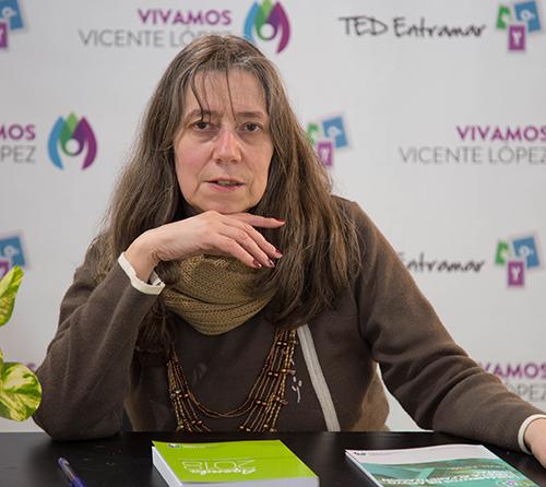 Prof. Cristina Velazquez