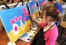 Pintores y pinturas: el arte desde los ojos de un niño.