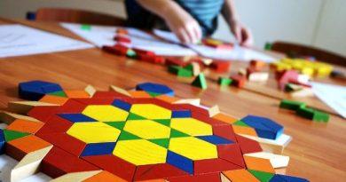 Ilusiones ópticas, acertijos y juegos de ingenio: la magia de las matemáticas.
