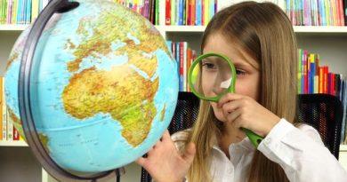 ¿Cuánto sabemos de Geografía? Países, mares y continentes