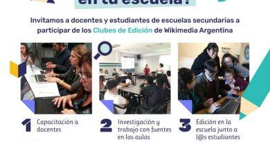 Evento: Aprender a editar en Wikipedia