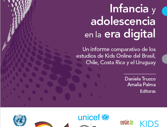 Infancia y adolescencia en la era Digital UNESCO 2020