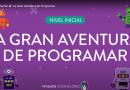 La gran aventura de Programar. En familia con los más peques