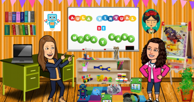 Del aula presencial al aula virtual