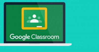 Calificaciones en Classroom