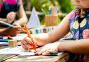 Formas, líneas y colores: hora de dibujar