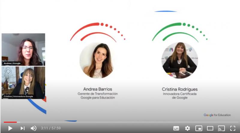 Evento Google Educación
